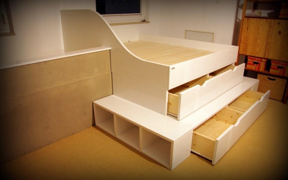 Menke Bett | Wir bauen Hochbetten & Hochetagen in