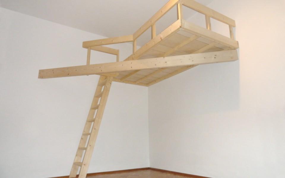 Hervorragend Menke Bett | Wir bauen Hochbetten & Hochetagen in BerlinMenke Bett AI34