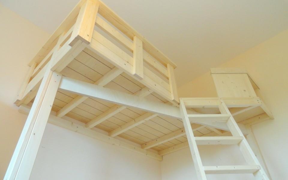 Top Menke Bett | Wir bauen Hochbetten & Hochetagen in BerlinMenke Bett OM23