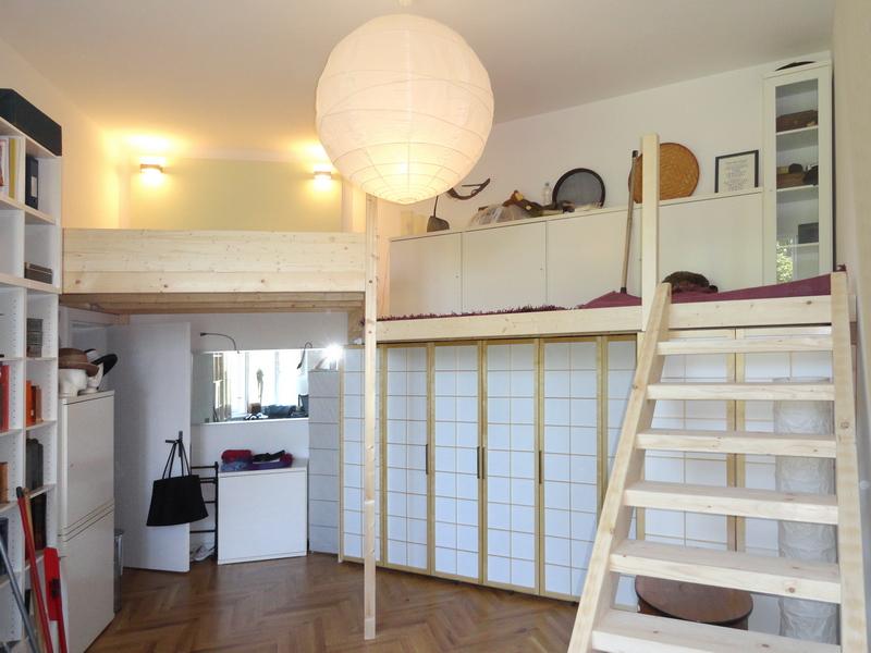 hochebene kinderzimmer bauen – quartru, Schlafzimmer design