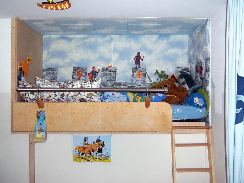 Etagenbett Eingebaut : Hochbetten nach maß! individuelle und günstige aus berlin