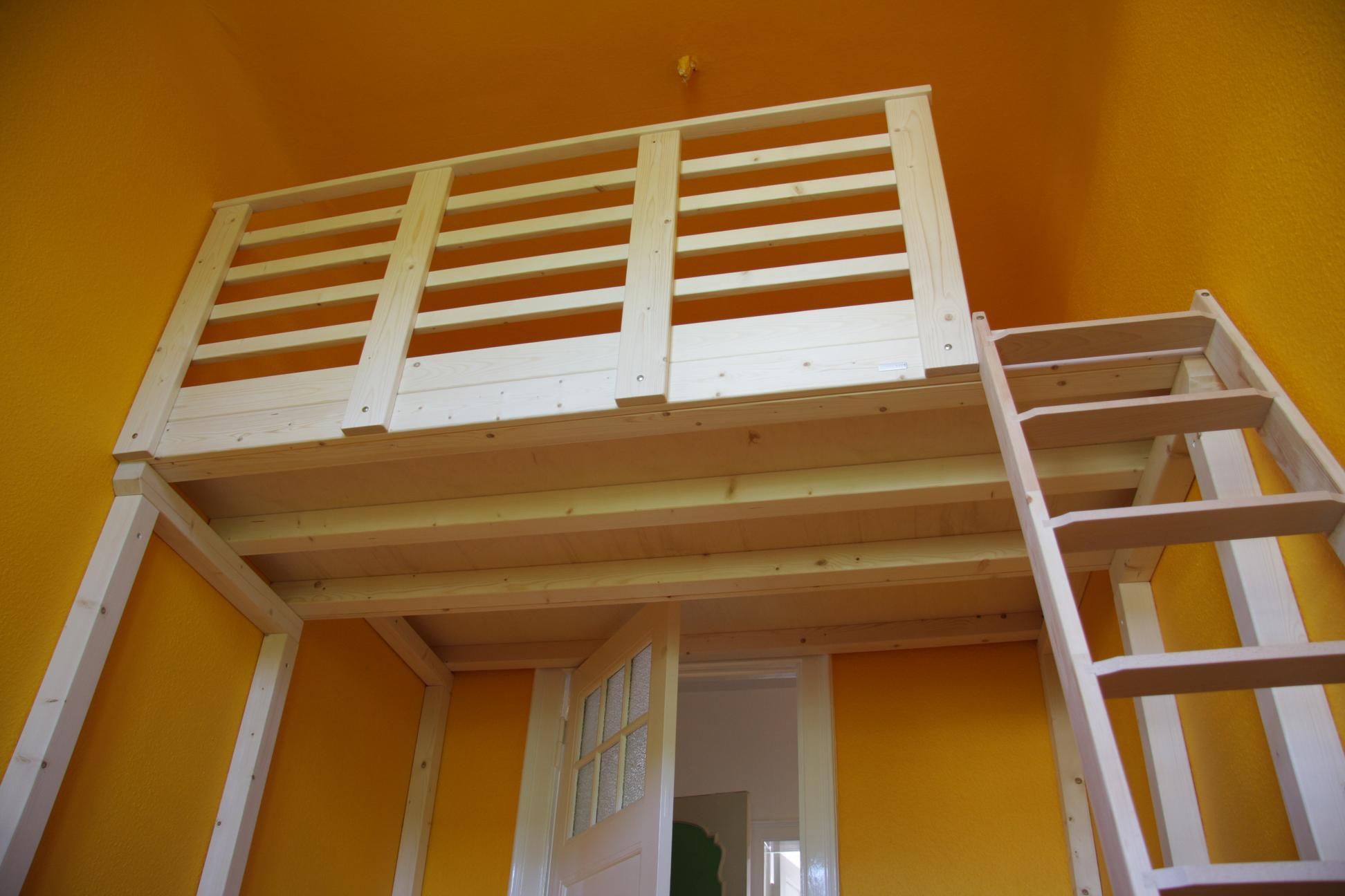 Wohnwagen Etagenbett Selber Bauen : Hochbett aus bauen latest bett selber ikea hack diy