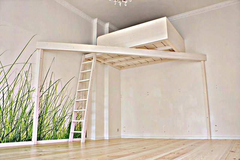 Hochbetten & Hochetagen made in Berlin, Hochbett Berlin, Menke Bett, Maß gefertigte Loft Betten Loft Beds, Kinder Hochbetten, Erwachsenen Hochbetten, Design Betten, Design Bed (18)
