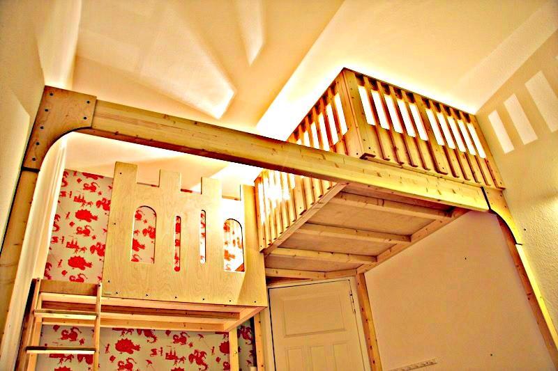 Hochbetten & Hochetagen made in Berlin, Hochbett Berlin, Menke Bett, Maß gefertigte Loft Betten Loft Beds, Kinder Hochbetten, Erwachsenen Hochbetten, Design Betten, Design Bed (31)